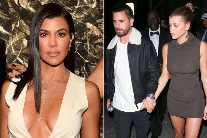 KUWK: Scott Disick Very 'Grateful' Kourtney Agreed To Bring Sofia Richie Along On Their Family Vacation