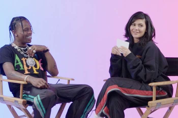 Kylie Jenner Is Impressed After Travis Scott's Interview In Which He Says She's 'Fire' And 'The One'