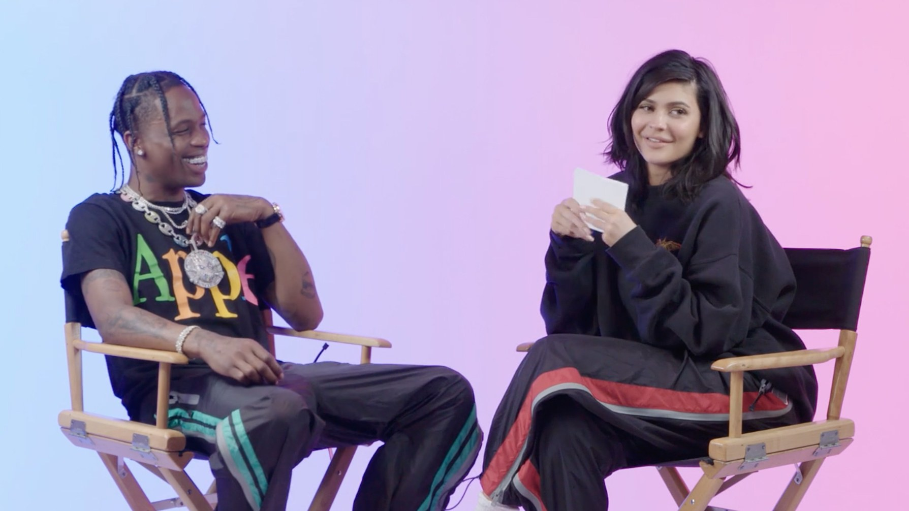 Travis Scott Says He Wants To Marry Kylie Jenner