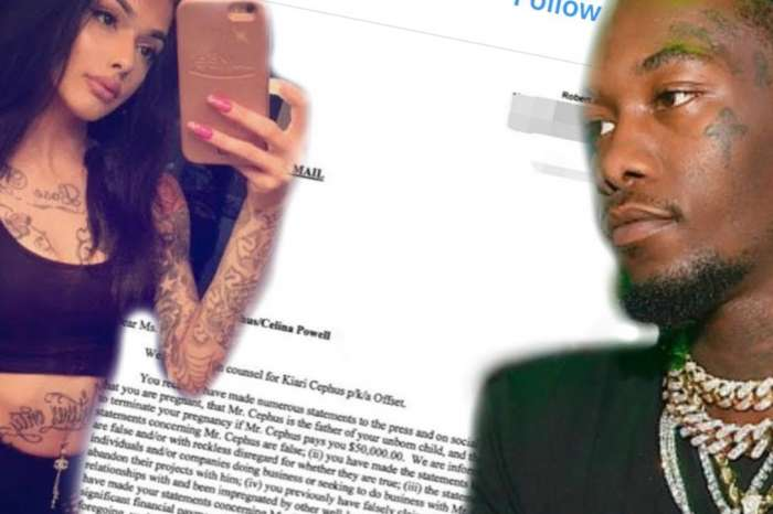 Offset's Alleged Former Side Chick Celina Powell Got Arrested In Colorado
