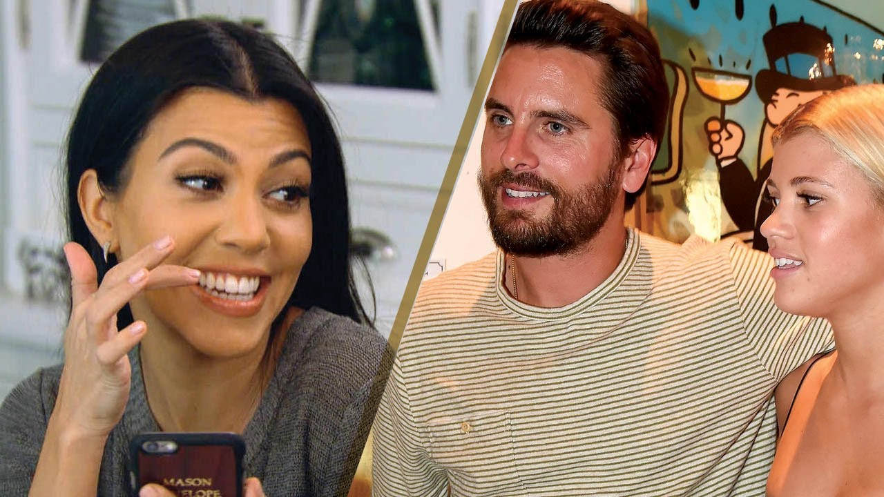 Scott Disick Reportedly Loves Vacationing With His Girlfriend, Sofia Richie And Baby Mama, Kourtney Kardashian
