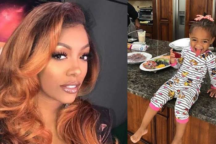 Porsha Williams Shows Off Her Niece Baleigh, Just In Case You 'Need A Smile Today'