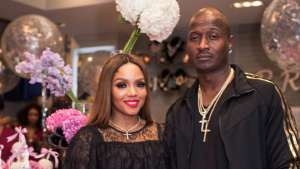 Rasheeda Frost Looks Gorgeous In Black With Kirk Frost By Her Side - Fans Call Them 'The Million Dollar Couple'