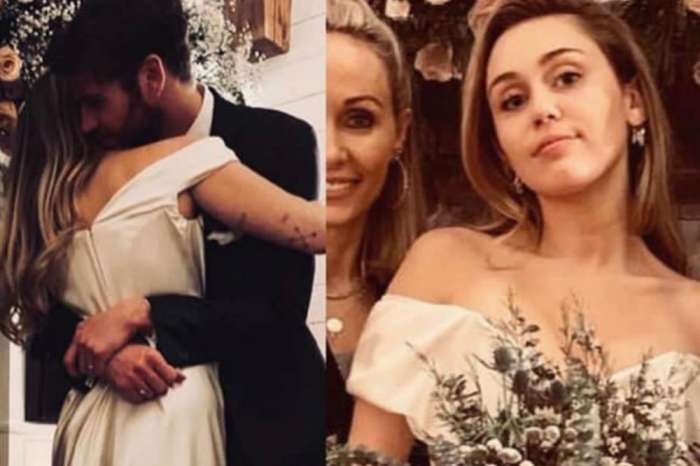 Everything Fans Want To Know About Miley Cyrus' Vivienne Westwood Wedding Gown In Photos