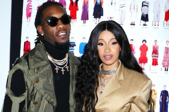 Offset Dances In New Video While Gushing Over Cardi B Reunion - It 'Knocked Me Off My Feet'