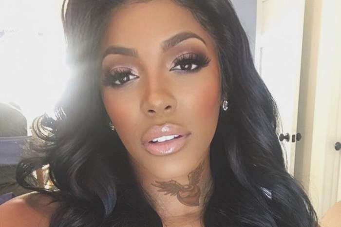 Porsha Williams Looks Gorgeous And Glows From Inside In Her Latest Pregnancy Photo