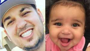 KUWK: All Rob Kardashian Wants For Christmas Is To Spend It With Daughter Dream - Is Blac Chyna Okay With That?