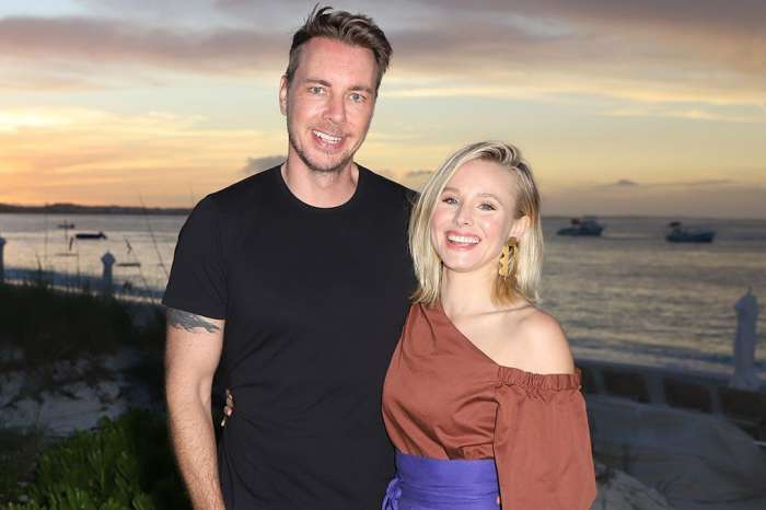 Dax Shepard Posts Adorable And Rare Pic Featuring His And Wife Kristen Bell's Daughters!