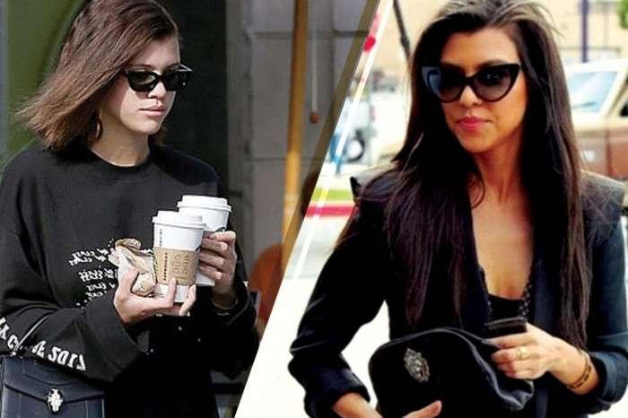 KUWK: Kourtney Kardashian, Scott Disick And Sofia Richie Spending Christmas Together?