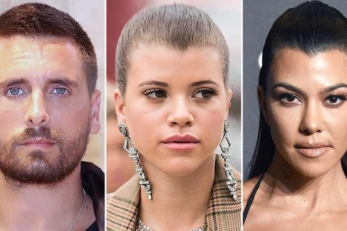 KUWK: Kourtney Kardashian And Sofia Richie Bond On Yet Another Vacation With Scott Disick!