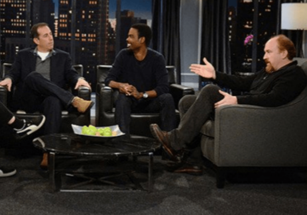 Talking Funny Chris Rock