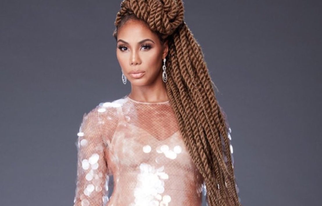 Tamar Braxton Lets Her Fans Know She Is A Happy Woman: 'Nothing About It Is Forced'