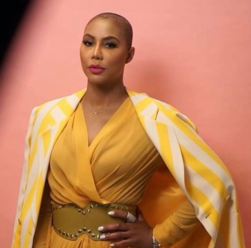 Tamar Braxton Posts New Pics With Her Boyfriend After Getting Slammed For