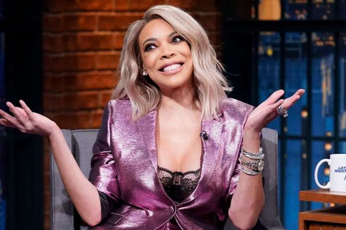 Wendy Williams Fractures Her Shoulder - Wears A Sling As She Comes Back To Her Show