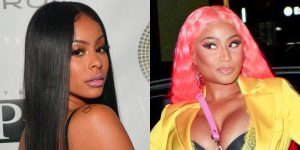 Alexis Skyy And Nicki Minaj Are Wearing The Same Two-Piece - Who Wore It Best?