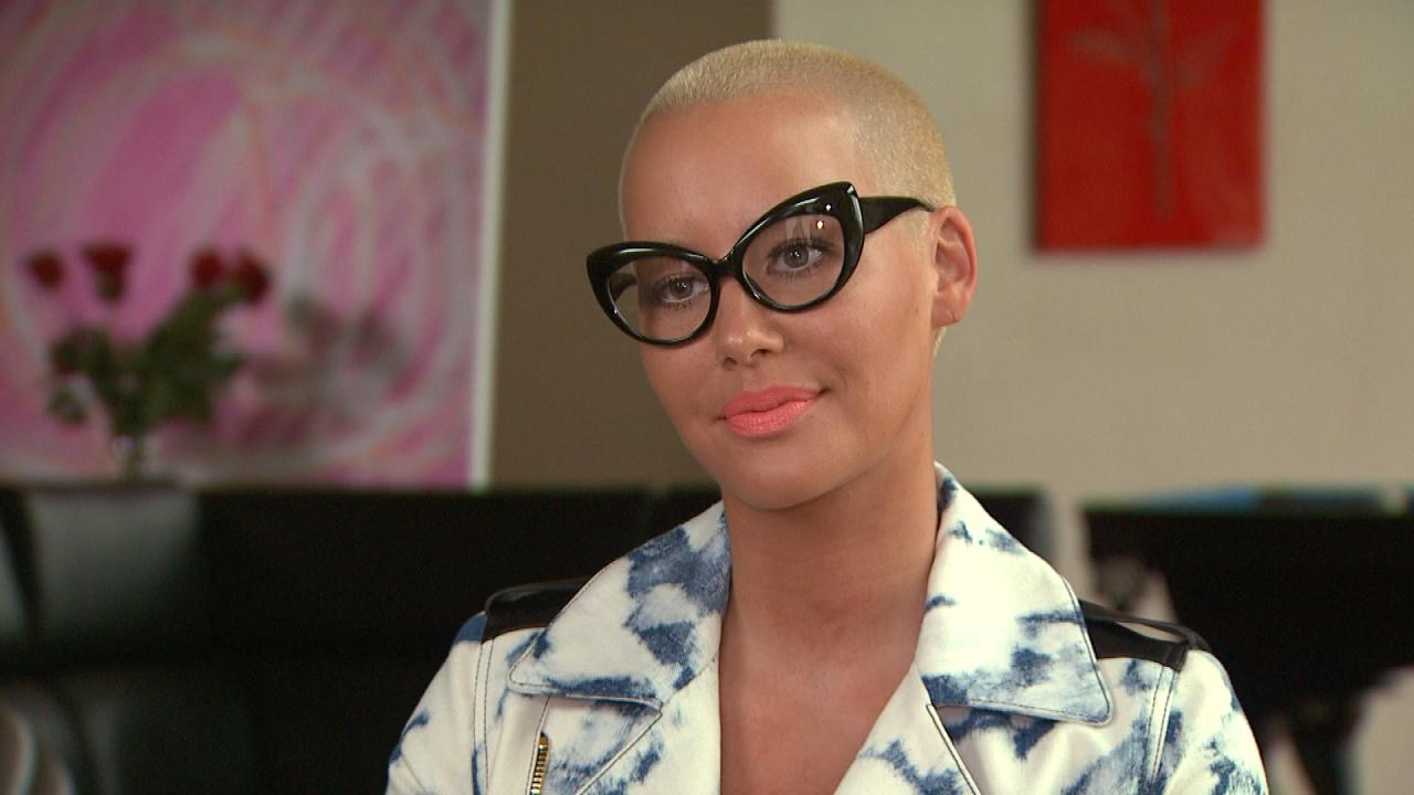 Amber Rose Admits To Trying To Sell Crack In Her Neighbourhood