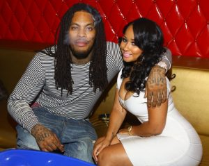 Tammy Rivera And Waka Flocka Had Their Wedding Ceremony And Fans Are Debating Her Dress - Check Out The Videos