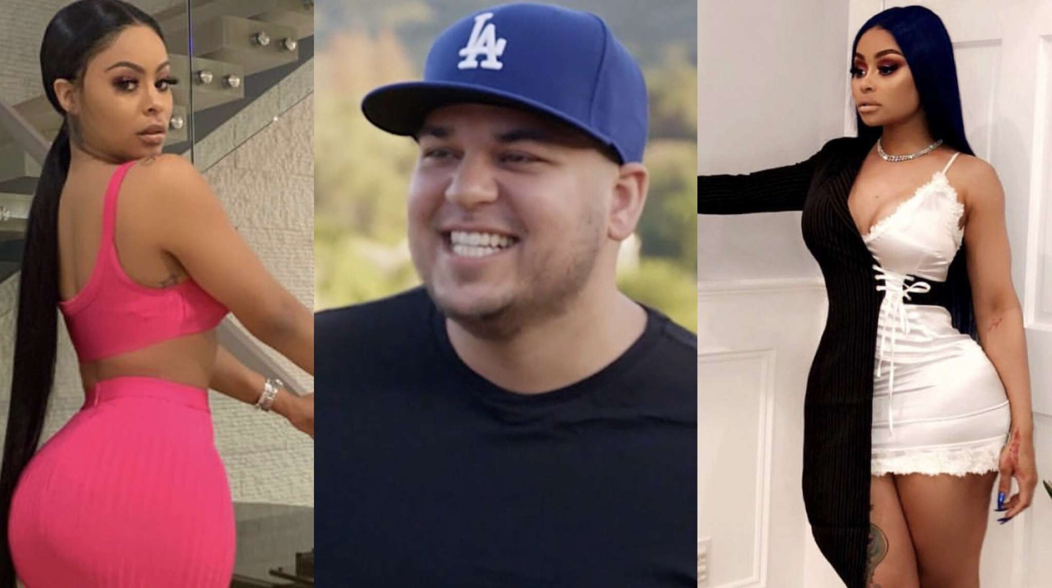 Rob Kardashian Shares A Video With Alexis Skyy And Has A Message For Fans Amidst Blac Chyna's Alleged Feud With The Woman
