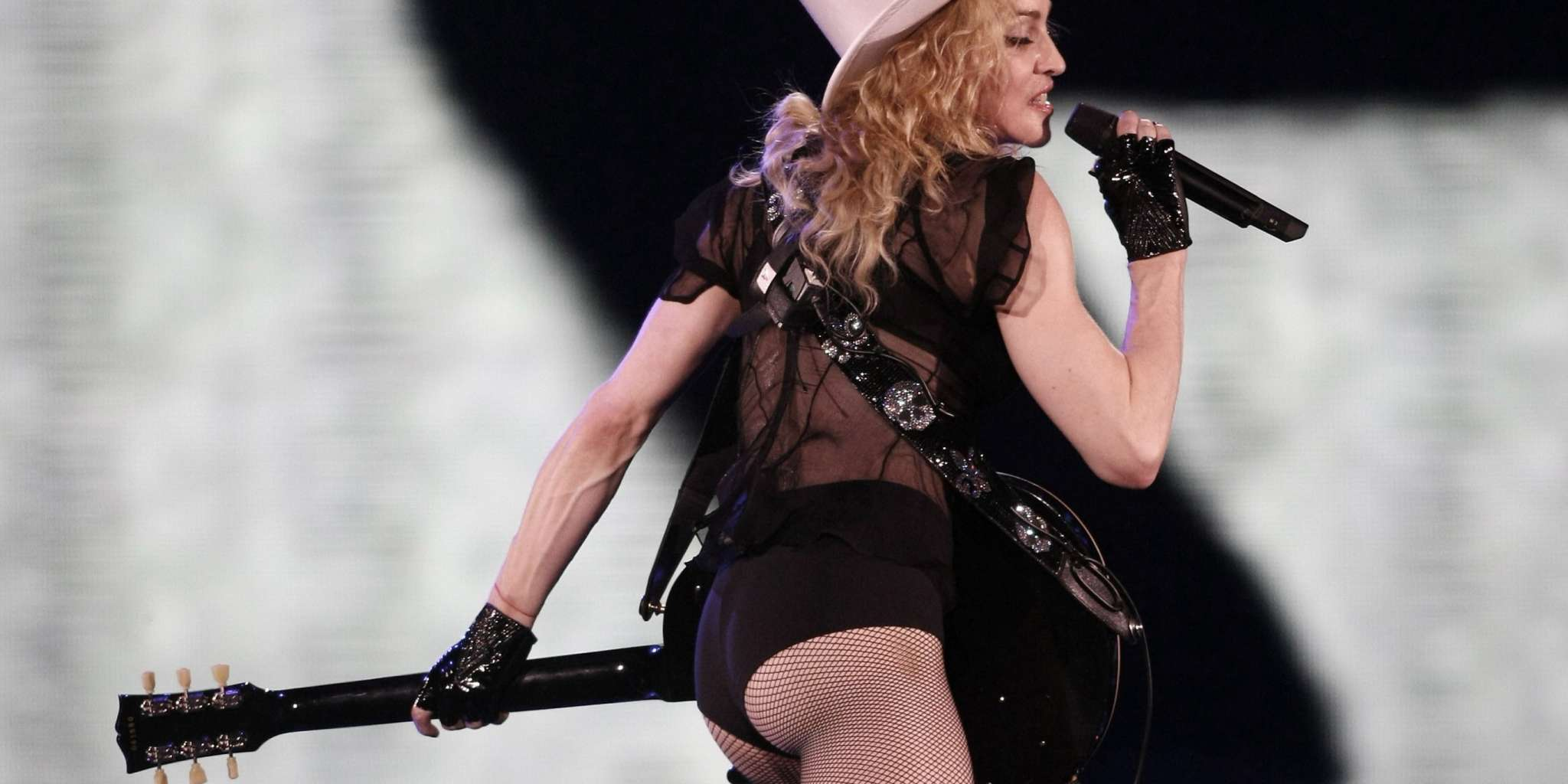 Madonna's Latest Video Has Fans Saying That Her Booty Looks 'Botched' - Watch It Here