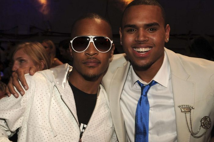 T.I. Writes That Chris Brown's False Accuser Should 'Face The Same Punishment As He Would Have' If He Raped Her