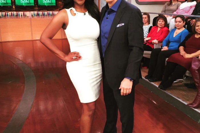 Kenya Moore Visited Dr. OZ To Address Her Pregnancy And The Preeclampsia Condition