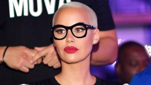 This Is Why Amber Rose Only Dates Famous Men
