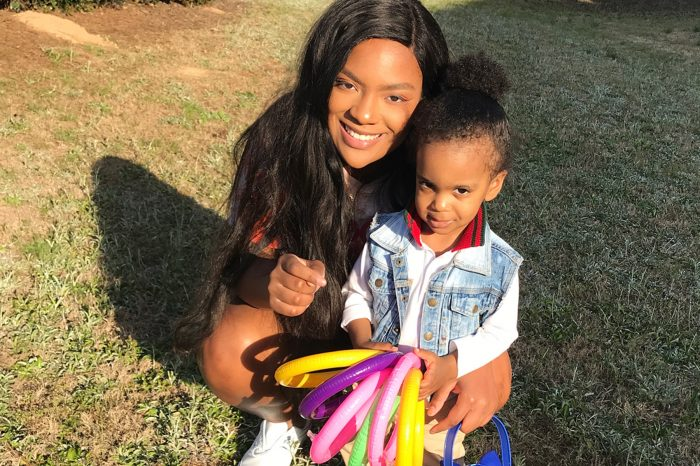 Kandi Burruss Shares The Cutest Photo With Her Daughter Riley Burruss And Son, Ace Wells Tucker - Fans Criticize Her For Not Being Home Enough