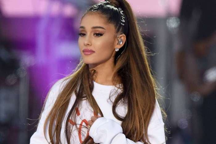 Ariana Grande Accidentally Gets A Tattoo That Says 'BBQ Grill' In Japanese!