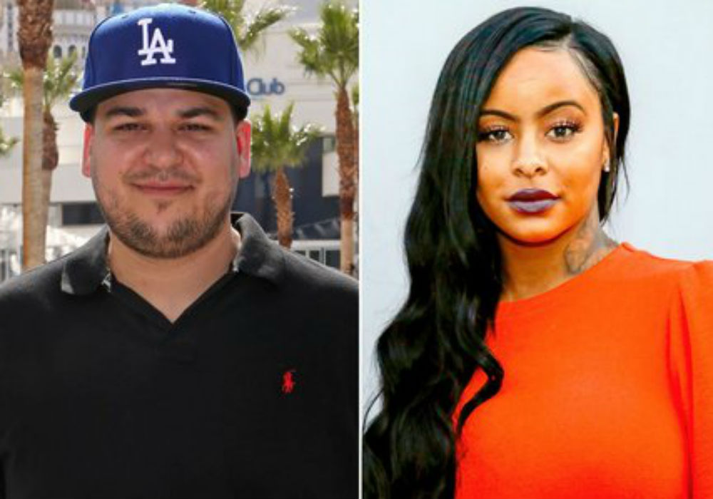 Alexis Skyy Reportedly Wants To Be Rob Kardashian's Baby Mama No 2