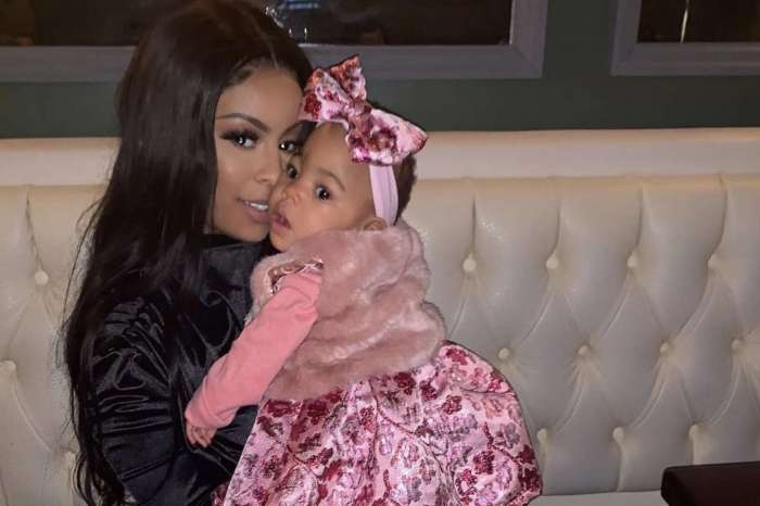 Alexis Skyy Baby Girl Is Out Of The Hospital After Super Scary Brain Surgery