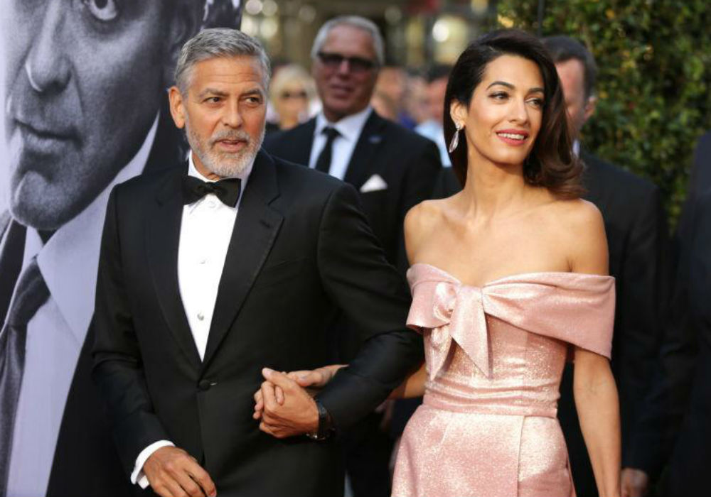 Amal Clooney Reportedly Bans George Clooney From Island Getaway As Divorce Rumors Swirl