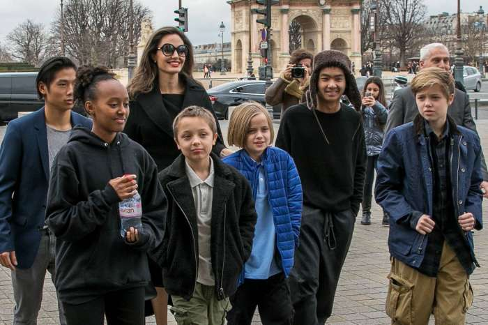 Angelina Jolie Admits That She Does Not Control Her Children Since Brad Pitt Divorce