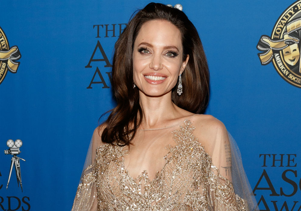 Angelina Jolie Cozies Up To Famed Director Amid Rumors She Is Ready For A Bombshell Interview About Brad Pitt