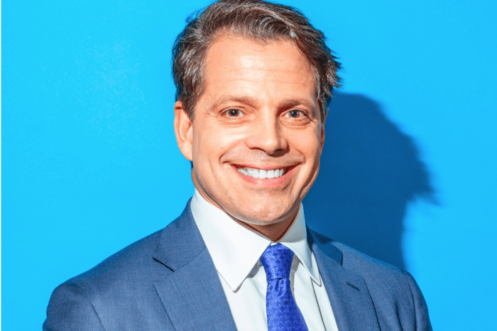 """Anthony Scaramucci Joins """"Celebrity Big Brother"""" On CBS"""