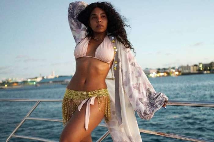 Ashanti Still Cannot Compete With Her Mother Tina Douglas Despite Latest Mesmerizing Bikini Photos -- Sister Shia Is Also Shinning
