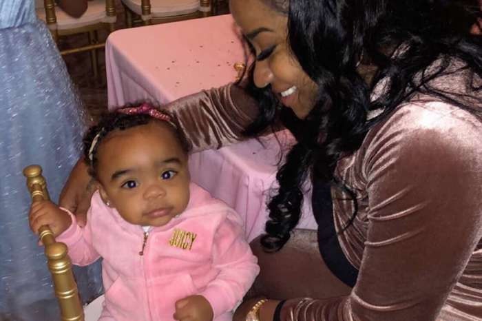 Toya Wright's Latest Photo With Baby Rushing Ahead Of Her Birthday Has Fans In Awe
