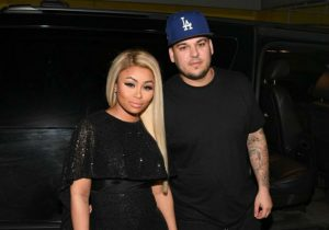 Blac Chyna Insists She Did Not Abuse Rob Kardashian In New Court Docs, She Claims He Likes To Be Scratched