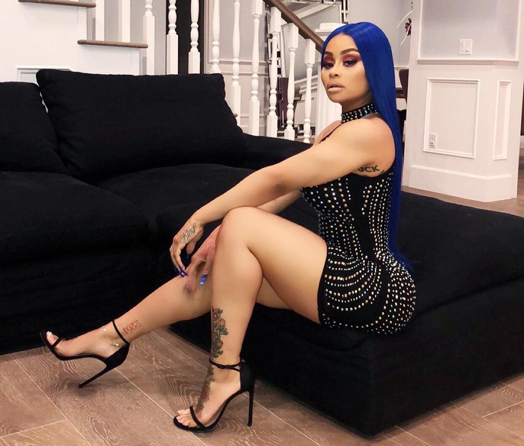 Blac Chyna Rob Kardashian Dream