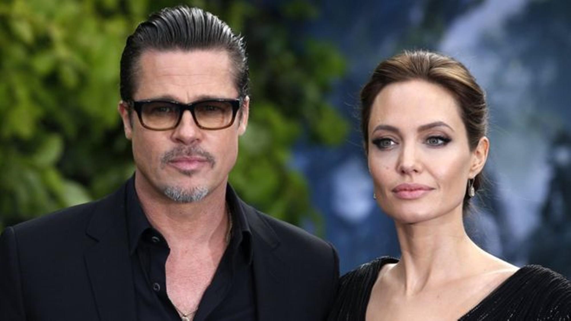 Brad Pitt Angelina Jolie Charlize Theron Dating
