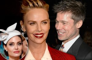 Angelina Jolie Reportedly Upset About The Brad Pitt And Charlize Theron Dating Rumors - Here's Why!