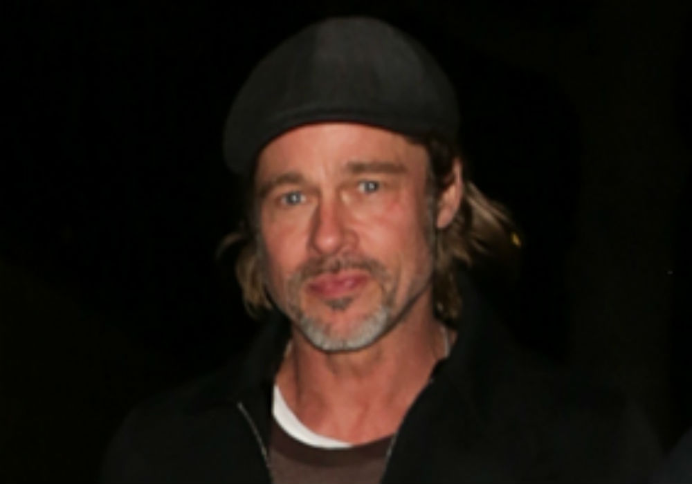 Brad Pitt Spotted On A Night Out With Pals Amid Charlize Theron Romance Rumors