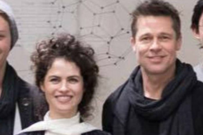 Brad Pitt's Former Flame Neri Oxman Is Married And Expecting Her First Baby!