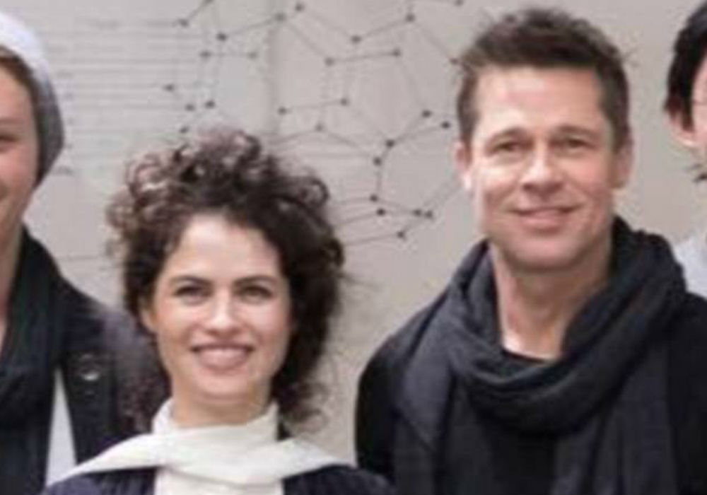 Brad Pitt's Former Flame Neri Oxman Is Married And Expecting Her First Baby
