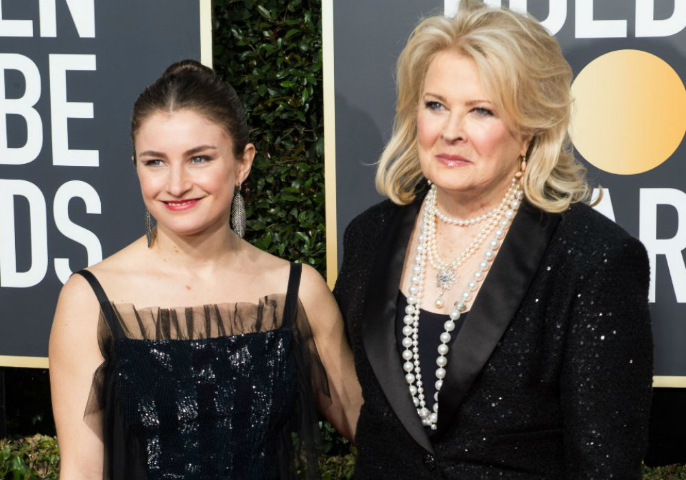 """candice-bergen-and-chloe-malle-walk-golden-globes-red-carpet-as-renew-murphy-brown-continues-to-trend"""