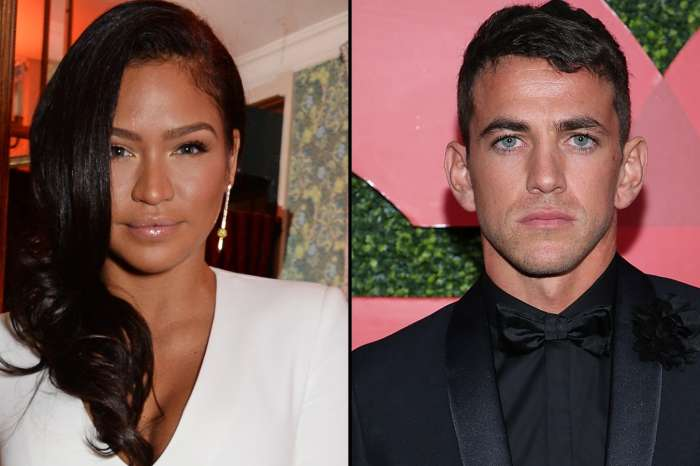 Cassie Is Seen Enjoying A Night Out With Her New BF, Alex Fine And Fans Believe She's Much Happier With Him