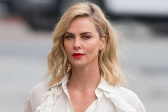 Charlize Theron Reveals That Her Kids Like To Give Her Fashion Advice!