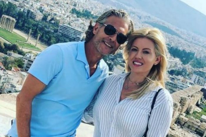 Cheater David Beador Orders GF Lesley Cook Off Social Media After Her Latest Tirade
