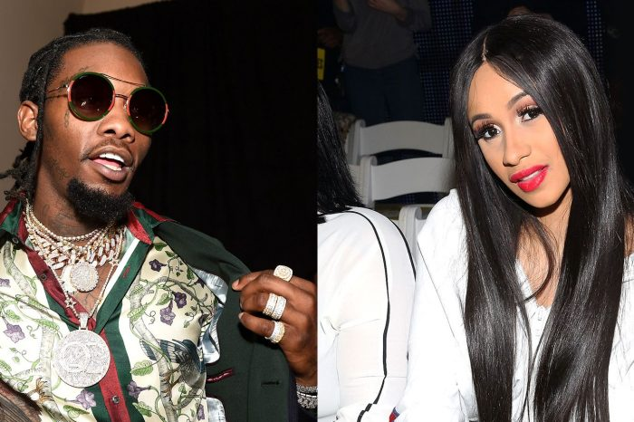 Cardi B Praises Offset's New Album But Fans Tell Her That They Don's Support Cheaters