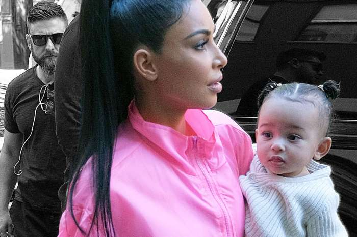 KUWK: Chicago West Dances As Her Proud Dad Kanye West Watches In Adorable Video!