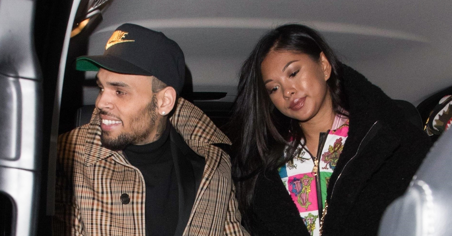 Chris Brown's Baby Mama, Nia Guzman, Burglarized While He Is Spotted Out With His BF Ammika Harris